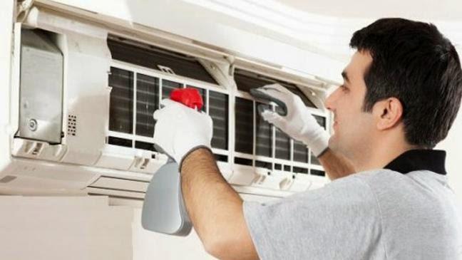 Dịch vụ sửa chữa vệ sinh máy lạnh tại nhà ở quận Thủ Đức giá rẻ
