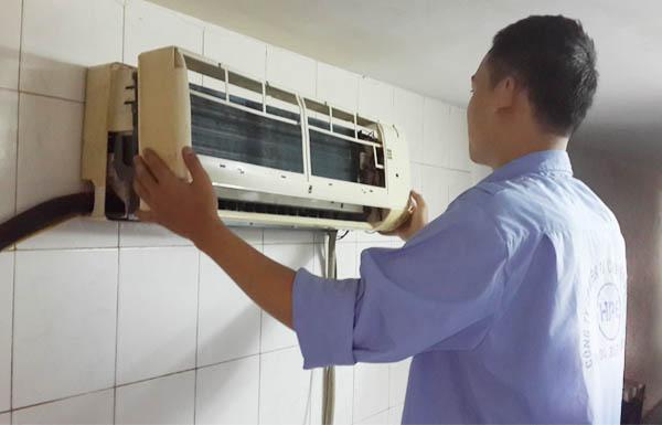 Dịch vụ sửa máy lạnh uy tín chất lượng nhanh chóng tại Tp HCM Biên Hòa Đồng Nai Bình Dương