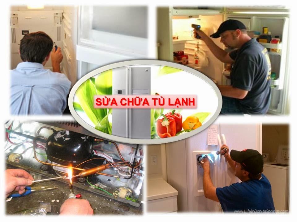 Dịch vụ sửa tủ lạnh uy tín hàng đầu Phường 14 Quận Bình Thạnh Tp.HCM