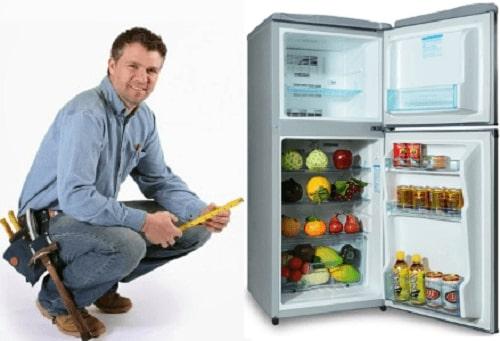 Sửa chữa tủ lạnh giá rẻ tại nhà ở Quận Thủ Đức tpHCM