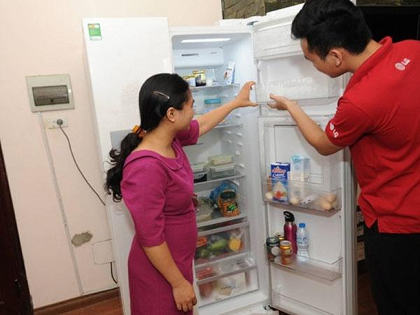 Sửa chữa tủ lạnh phường Đông Hòa - Dĩ An – Bình Dương – uy tín - image
