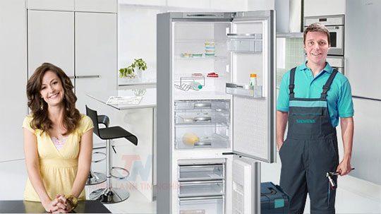 Sửa tủ lạnh ở Cát Lái Quận 2 TP Hồ Chí Minh