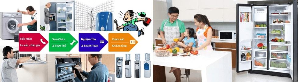 Sửa tủ lạnh uy tín chất lượng ở Phường An Khánh Quận 2