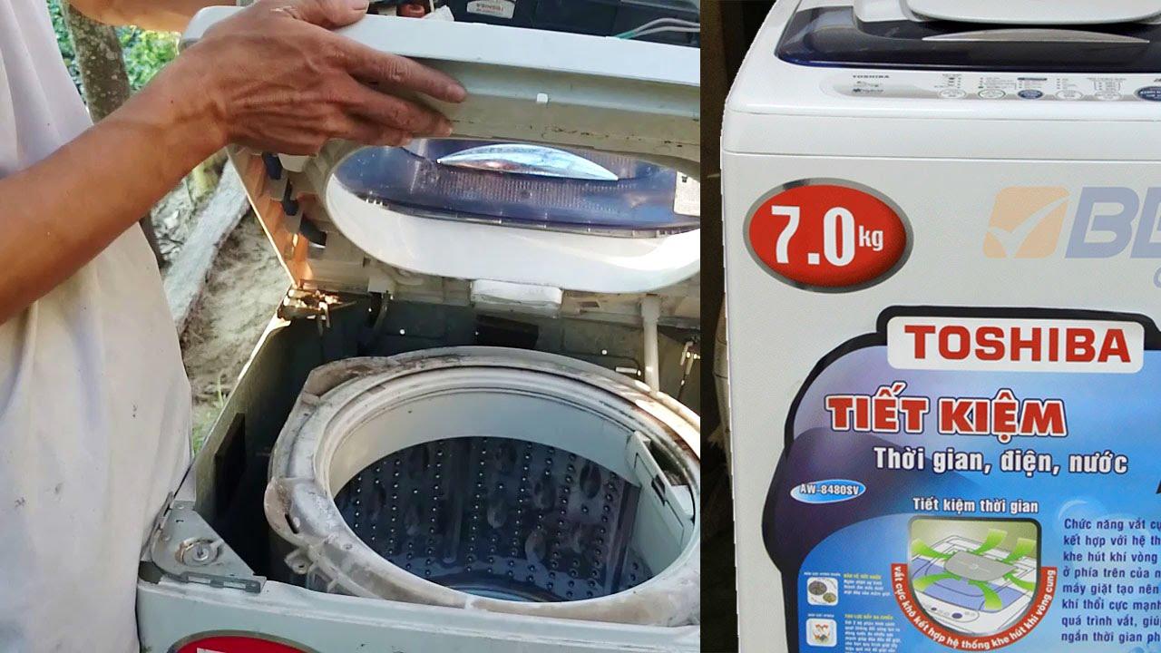 Thu mua thanh lý máy giặt cũ tại Quận 9 TpHCM