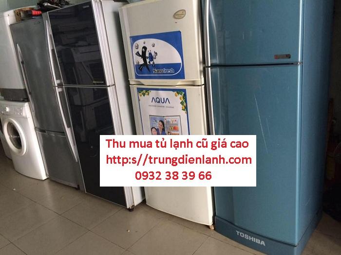 Thu mua tủ lạnh cũ tại Gò Vấp - image