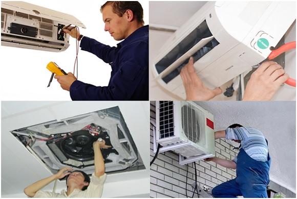 Trung tâm sửa chữa máy lạnh uy tín tại quận Thủ Đức