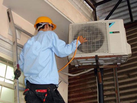 Dịch vụ bảo trì vệ sinh máy lạnh chuyên nghiệp uy tín hàng đầu TP.HCM