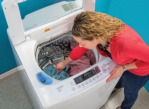 Vệ sinh sửa chữa máy giặt tại nhà quận Bình Tân tpHCM