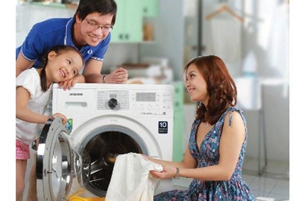 Vệ sinh sửa chữa máy giặt tại nhà quận Gò Vấp tpHCM